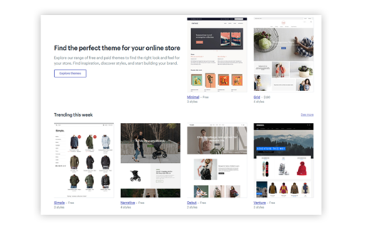 FrogOnline_Shopify_Vs_Woocommerce_Article_Images_Shopify_Templates