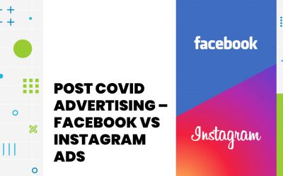 Post COVID Advertising – Facebook vs Instagram Ads